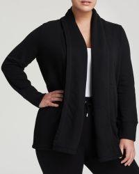 Ralph Lauren Lauren Plus Shawl Collar Cardigan - Lyst