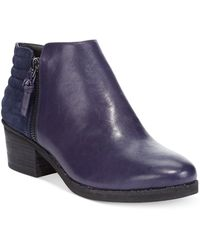 French Connection Trudy Booties - Lyst