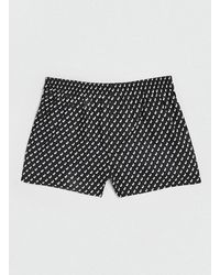 Lac Bk Reindeer Woven Boxer Shorts - Lyst