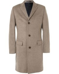 J.Crew | Slim-Fit Wool And Cashmere-Blend Overcoat | Lyst