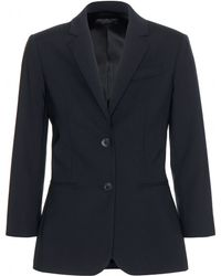 The Row Schoolboy Wool Blazer - Lyst