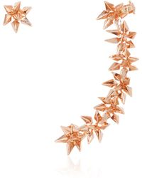 Karma El Khalil - Rose Gold Hedgehog Ear Cuff - Lyst