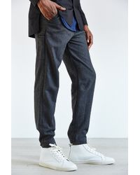 Marshall Artist Lined Wool Athletic Pant - Lyst