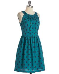 ModCloth Gals' Night Haute Dress - Lyst