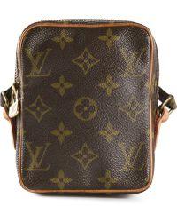 Louis Vuitton Mini Danube Shoulder Bag - Lyst