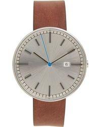 Uniform Wares Brown 203br-02 Watch - Lyst