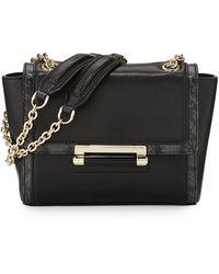 Diane Von Furstenberg 440 Mini Leather Shoulder Bag - Lyst