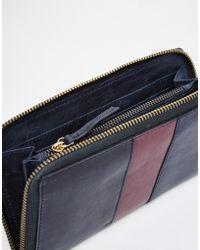 Urbancode - Color Block Leather Purse - Lyst