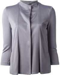 Emporio Armani Technical Jacket - Lyst