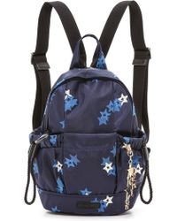 See By Chloé Damia Zipped Backpack - Midnight - Lyst
