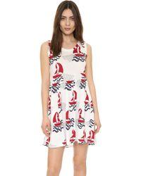 Tak.ori | Printed Dress | Lyst