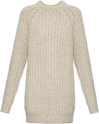 NLST - Fisherman Ribbed-knit Jumper - Lyst