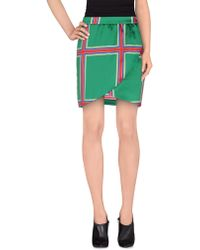 Beayukmui - Knee Length Skirt - Lyst