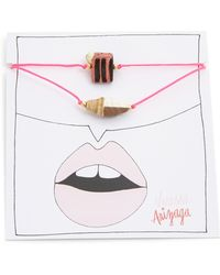 Venessa Arizaga - Ice Cream Cake Bracelet Set - Lyst