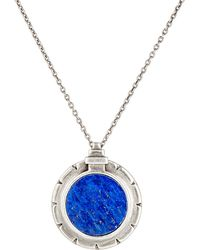 Pamela Love - Women's Inlaid Pendant Necklace - Lyst