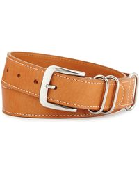Shinola - Nato Leather Belt - Lyst