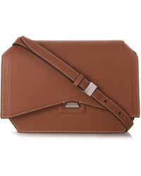 Givenchy - New Line Leather Shoulder Bag - Lyst