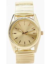 Forever 21 - Men Stretch-band Analog Watch - Lyst