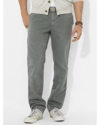 Polo Ralph Lauren Straight-fit Chino - Lyst