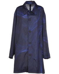 Christopher Kane Full-Length Jacket - Lyst