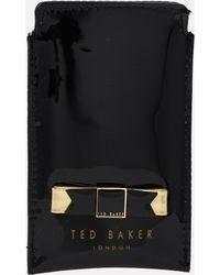 Ted Baker Bow Phone Sleeve - Lyst