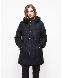 Cheap Monday Wanted Parka - Lyst