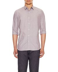 Theory Zack Ps Top in Denhoff - Lyst