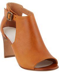 Maison Martin Margiela Gradientheel Cutout Sandals - Lyst