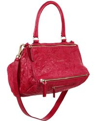 Givenchy Pandora Medium Shoulder Bag - Lyst