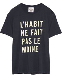 Clare V. - Wear Lacma Lhabit Printed Jersey Tshirt - Lyst