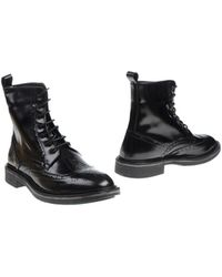 Serafini - Ankle Boots - Lyst