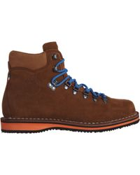 Diemme Brown Hiking Boot - Lyst