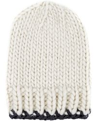 Wool And The Gang Bright Lights Beanie - Lyst