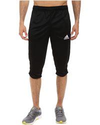 Adidas Core 15 Three-Quarter Pant - Lyst