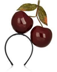 Piers Atkinson - Hyper Cherries Headband - Lyst