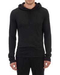 Ralph Lauren Black Label Hoody Tshirt - Lyst