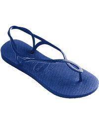 Havaianas Luna Sandal Flip-Flops - Lyst