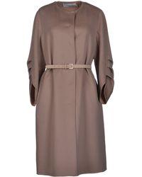 Dior Coat - Lyst