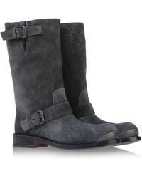 Bottega Veneta Boots - Lyst