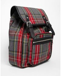 Fred Perry - Signiture Backpack - Lyst