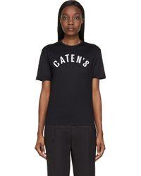 DSquared² Black Catens T_Shirt - Lyst