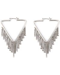 Marc By Marc Jacobs - 'triangle Pointer' Earrings - Lyst