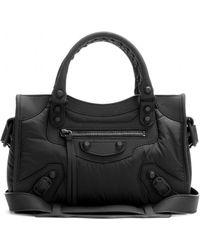 Balenciaga Classic Mini City Shoulder Bag - Lyst