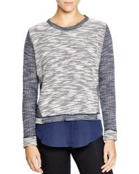 Two By Vince Camuto - Layer Jumper - Lyst