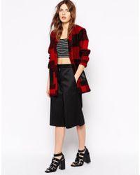 Greylin - Mason Wool Plaid Jacket - Lyst