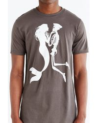 Design By Humans - Lethal Love Tee - Lyst