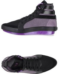 Y-3 High-tops  Trainers - Lyst