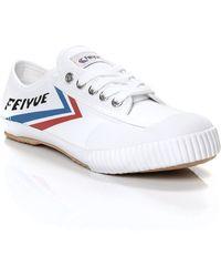 Feiyue Fe Lo Classic Sneaker white - Lyst