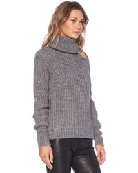 G-Star RAW Awelis Turtle Neck Sweater - Lyst