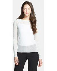 Hugo Boss 'Francine' Sweater - Lyst